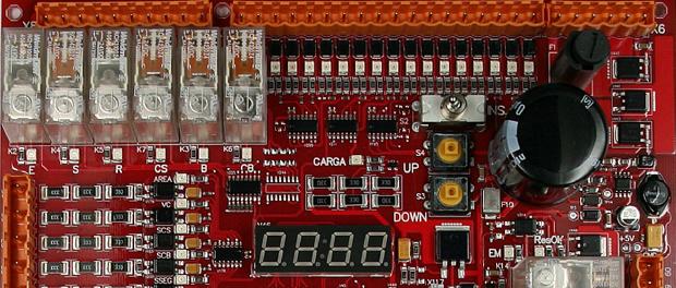 Eletrónica e Conetividade nos Elevadores