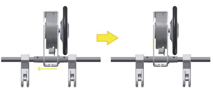Sistema automático de medição de velocidade de elevadores