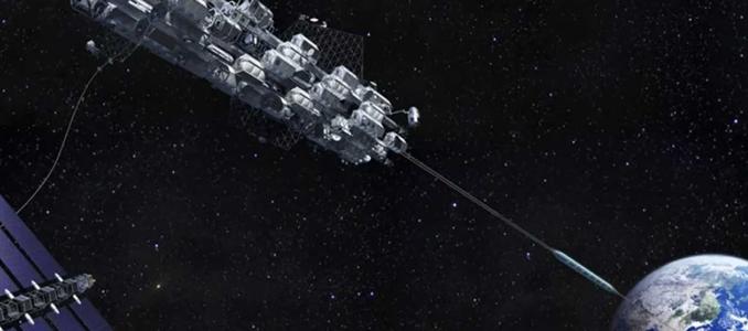 Testes de projeto de elevador espacial