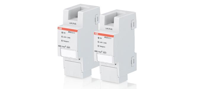 ABB: soluções IP para sistemas KNX