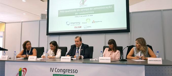 IV Congresso APEGAC debateu a qualidade na administração de condomínios