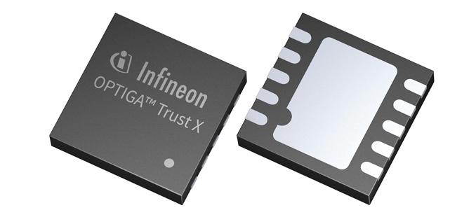 Solução de segurança da Infineon Technologies disponível na RUTRONIK