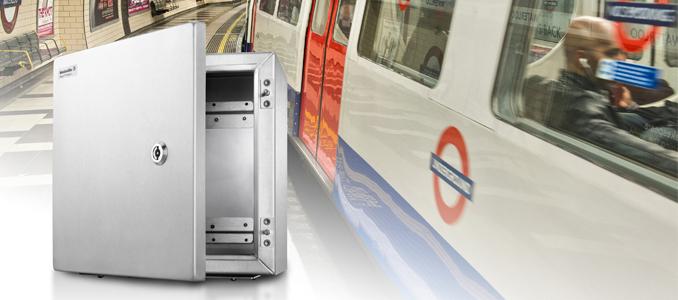 Weidmüller em forte união com metro de Londres