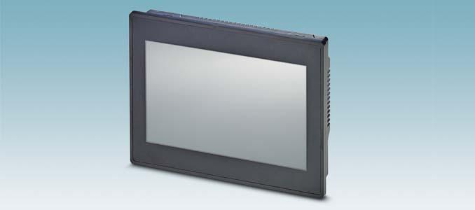 Novas consolas HMI: família BTP 2000