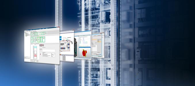 Sistema de armários de grandes dimensões da Rittal – VX25: transição fácil