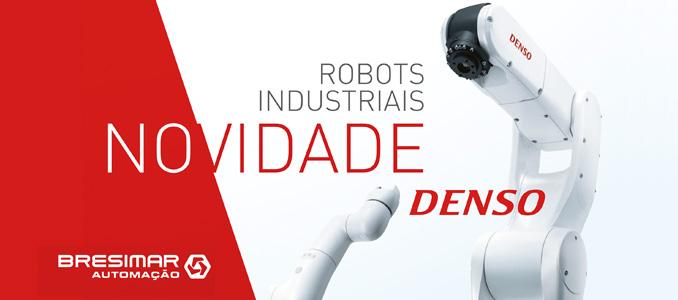 DENSO Robotics – a nova marca da Bresimar Automação para robots industriais