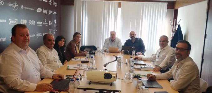 Primeira reunião da nova direção da APEGAC