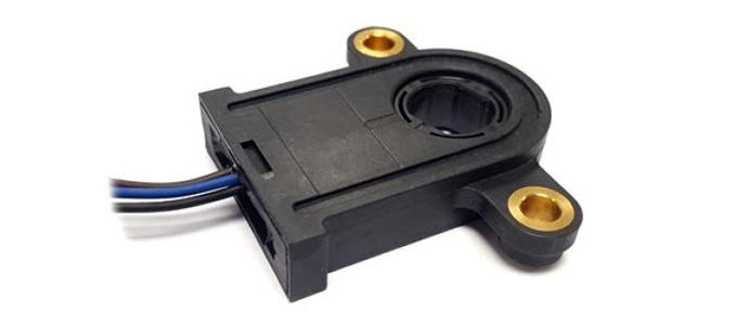 RUTRONIK: sensor de posição PST-360 da PIHER – medições sem contacto diretamente no eixo