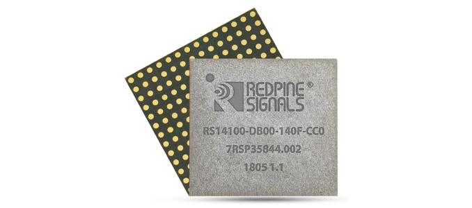 RUTRONIK: MCUs wireless de baixo consumo de energia da Redpine Signals