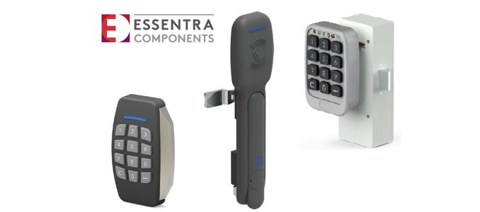 Segurança nos armários de telecomunicações da Essentra
