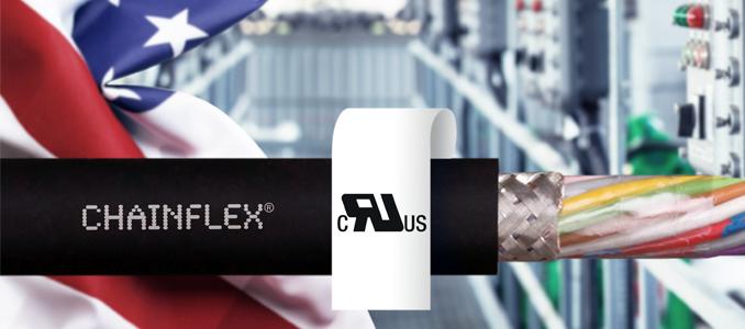 igus: redução de custos em 30% com o novo cabo de dados para calhas articuladas