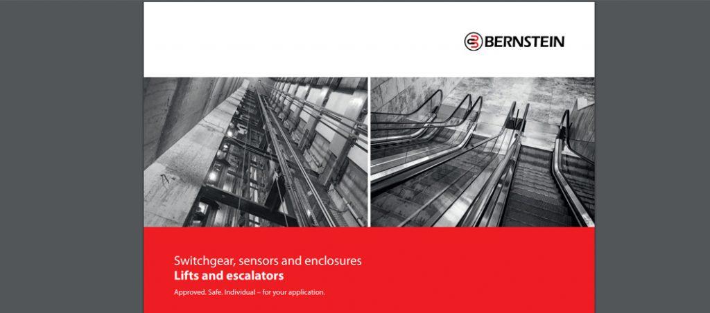Alpha Engenharia/ Bernstein: Componentes para elevadores e escadas rolantes