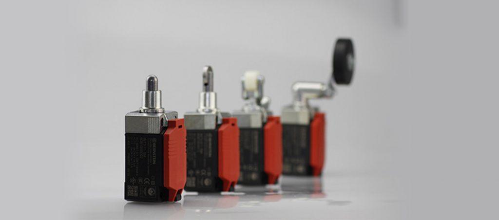 Bernstein: Interruptores de posição para comutações de baixas correntes