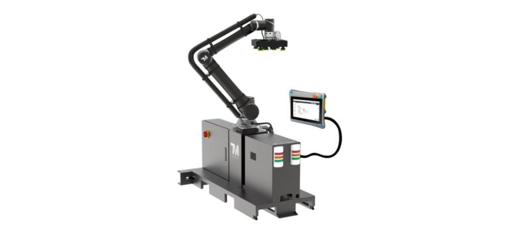 F.Fonseca apresenta o paletizador TM Operator da Techman Robot