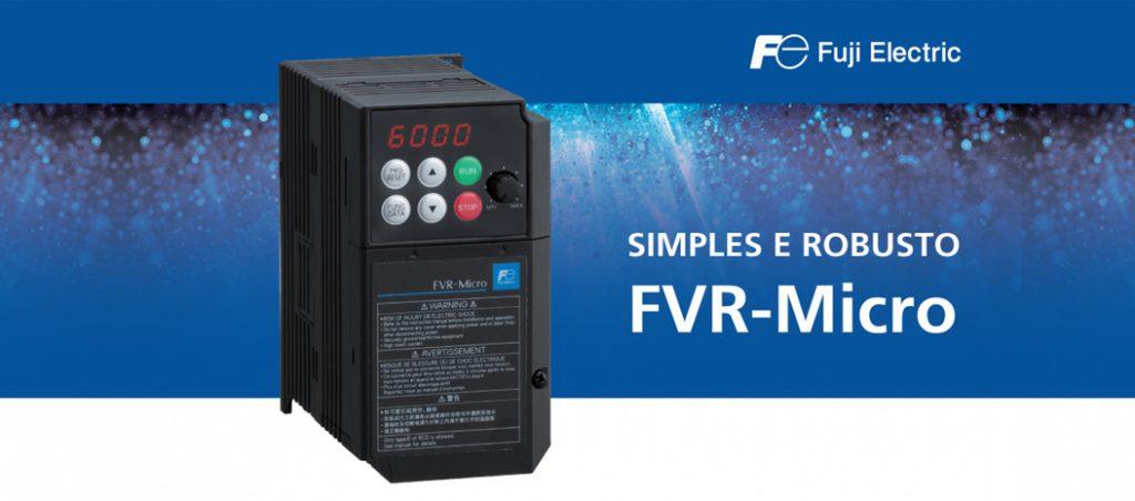 Bresimar Automação: Novo variador FVR-Micro – simples, forte e económico