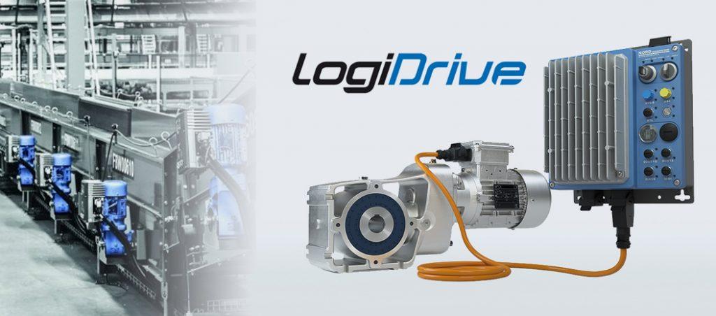 NORD Drivesystems: soluções de intralogística LogiDrive combinam eficiência energética e redução de variantes