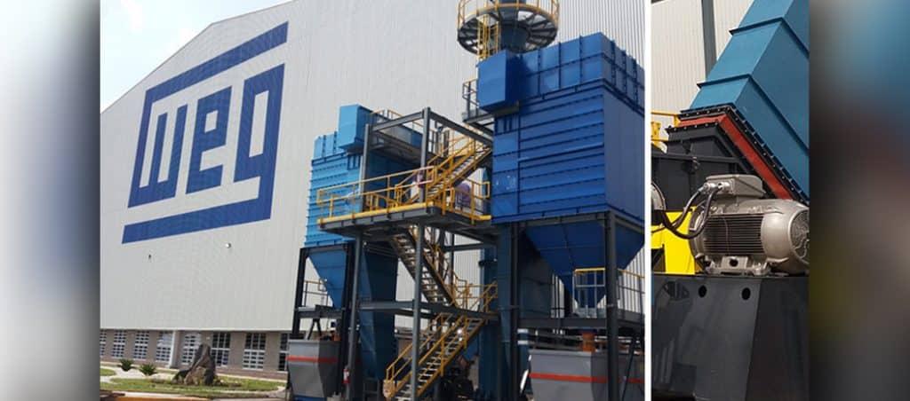 WEG implementa projeto de eficiência energética em fábrica no México