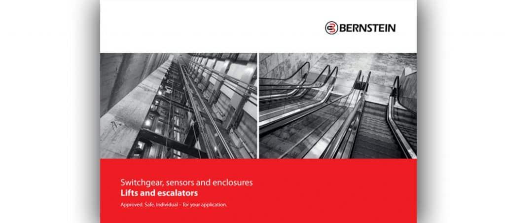 Bernstein: Componentes para elevadores e escadas rolantes