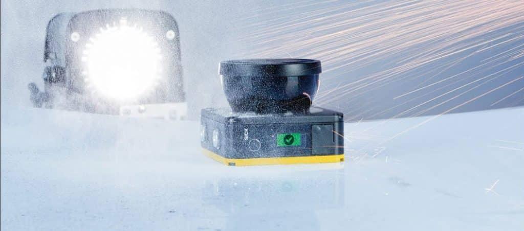 F.Fonseca apresenta o scanner laser de segurança mais pequeno do mundo: nanoScan3 da SICK