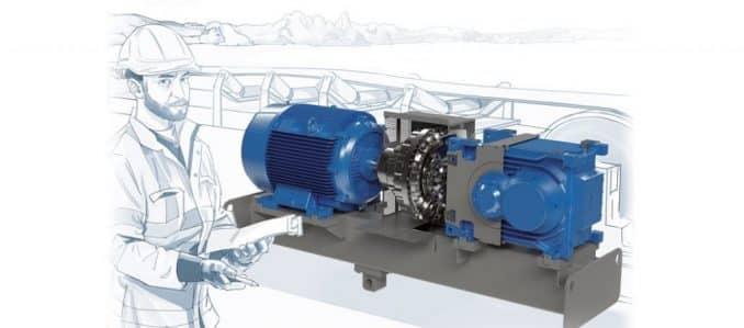Unidades de engrenagens industriais MAXXDRIVE® XT da NORD Drivesystems
