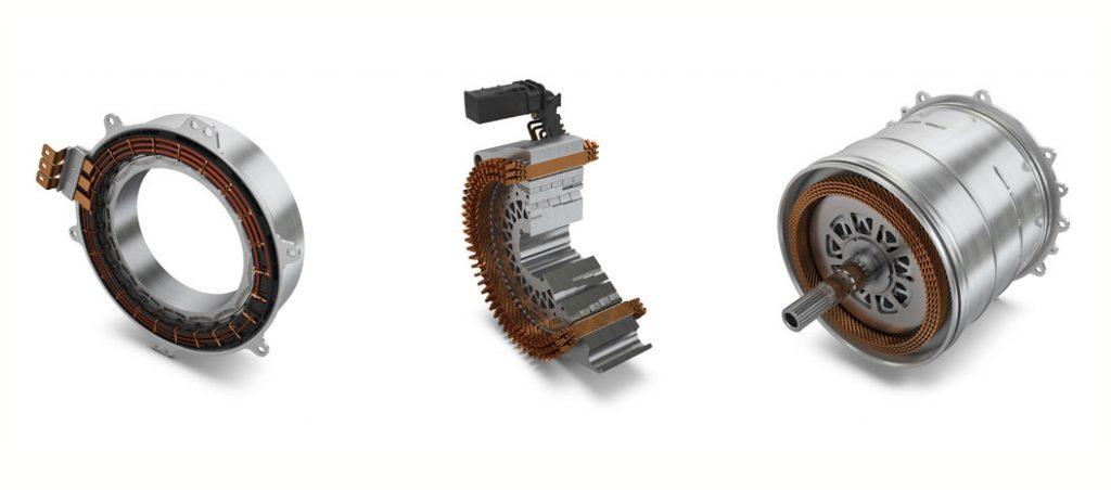 Schaeffler inicia a produção em série de motores elétricos