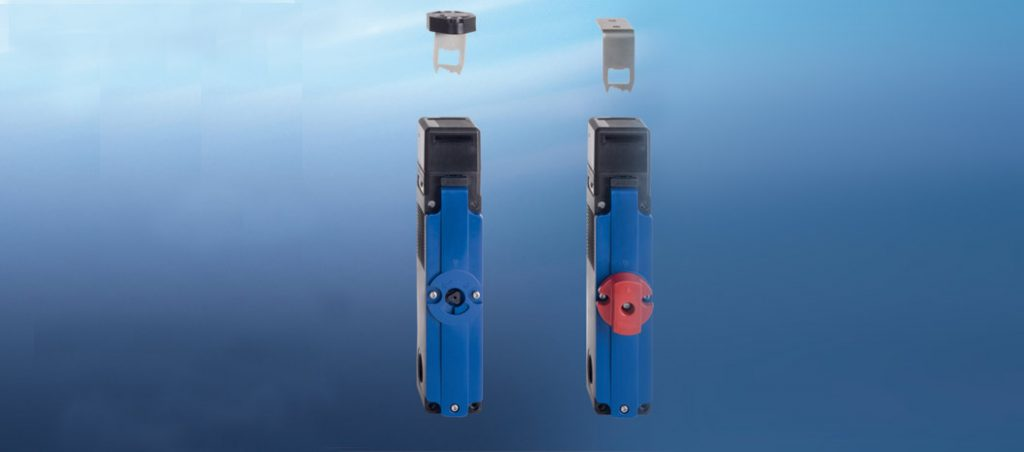 Novo bloqueio de segurança eletromecânico do AZM150