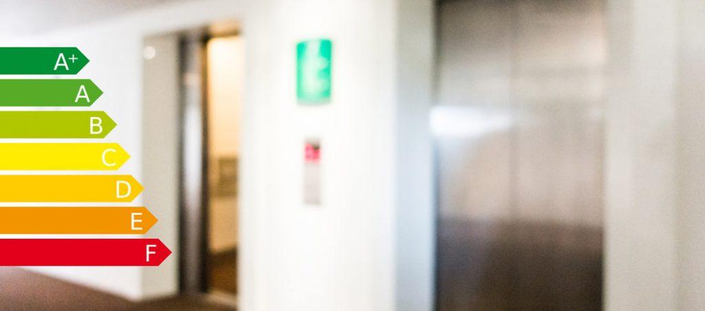 Certificação energética dos ascensores