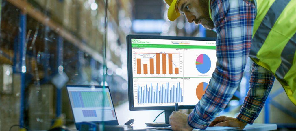 lança nova versão do EcoStruxure™ Power Monitoring Expert 2021